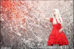 Red Dress by adelhaid