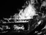 Black and White Fire 1 by stubert21