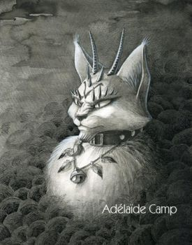 Chat diabolique by Adelaide-Camp
