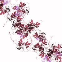 Sweeping Sensation Floral Pattern 11 by DonnaMarie113