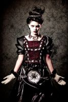 Creepy Victorian II by jakegarn