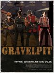 GRAVELPIT by iFrau