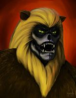 Ookla the Mok! by ArtNomad