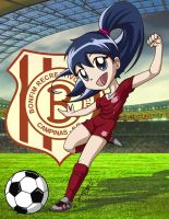 Girl's Soccer! by wendellrubio