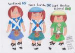 (APH/AMUA) Scotland's Sons Across The Pond by TheRealCanadianBoys