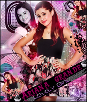Ariana Grande LP by Rapstyle95