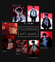Telephone Game by Memphis-Rex