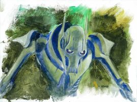 General Grievous Impressionist by kohse