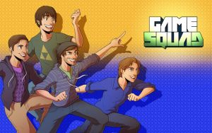 GAMESQUAD by CauseImDanJones