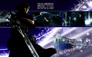 Noctis Wallpaper by CrossDominatriX5