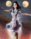 Bloody Alice by farv
