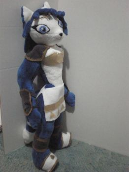 Krystal - Star Fox by cosmiccrittercrafts