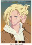 Annie Leonhardt (New Coloring Style) by Windysonic508