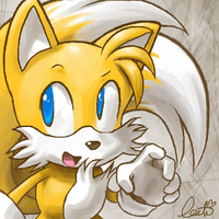 shi pro tails by Hide0ut