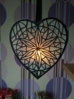 Heart Lantern by Maleijn