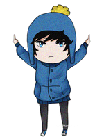 Chibi Craig by brittanyduoser