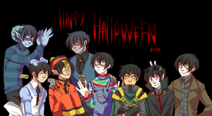 Halloween 2012 by ShoGuru