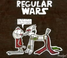 Mordeson - Regular Wars by Prowlgirl