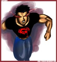 Superboy2 by cmico2
