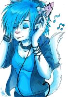 Lillith - I love my music by oomizuao