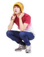 Chihoon png by jinbeans