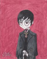 Barnabas Collins by Jimsterplace