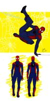 Spider-Man Webhead 2.0 by Kiick318
