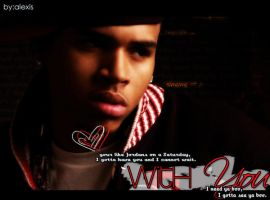 chris brown 1 by the-boondocks-gurl
