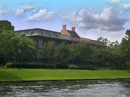 Port Orleans Bayou Premade by WDWParksGal-Stock