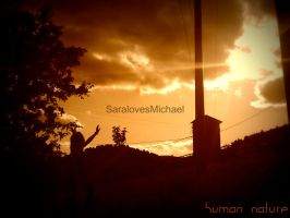 Red Sun by SaralovesMichael