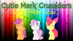 Cutie Mark Crusaders wallpaper by jreidsma