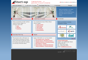 startup by outlines