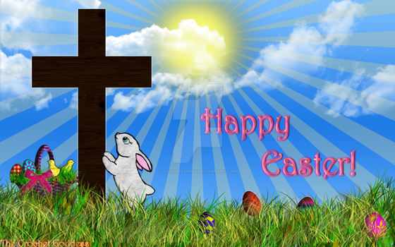Happyeaster2014 by xogoddesseox