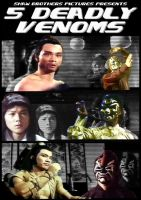 Five Deadly Venoms Cover 3 by Heltron