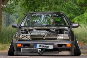 VW Golf MK3 quicky by funyboyke