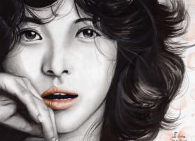 Song Hye kyo by Lubna-fatiha