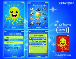 Pulpillo Flash Theme by bmrpeal