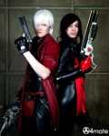 Dante- Hunter And The Witch by Ruxtano
