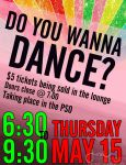 PSO Rainbow Glow Dance Poster by JozJaeger