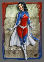 Graviton Girl by Wakabee by jhansard