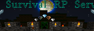 Minecraft- SMP Forum Banner v2 by Nova225