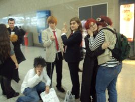 Death Note group: : by ECCG