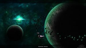 Paradox Space by Philip25