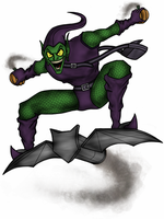 Green Goblin by vindications