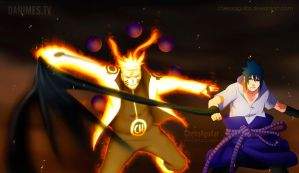 Naruto Manga 681: Now it's time to counter by ChekoAguilar
