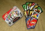 Nintendo Uno Card Game by avaneshop