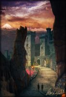 Castle Path by oozkr