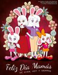 Happy Day to all Moms, Now and Forever by bunnyfriend
