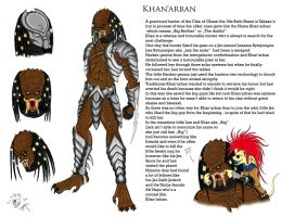 Charasheet - Khan'arban by MadKittyCat