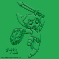 Bubble Link by Dhencod